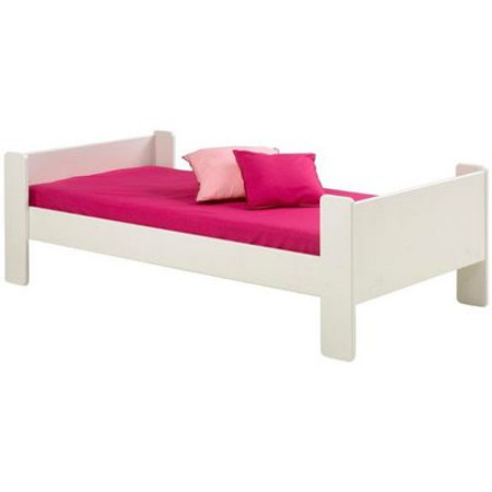 Steens4Kids White Single Bed