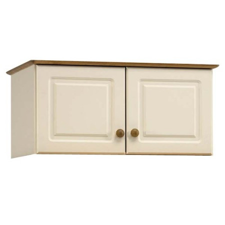 Steens Richmond Cream 2 Door Storage Box