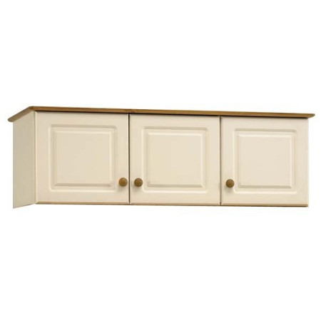 Steens Richmond Cream 3 Door Storage Box