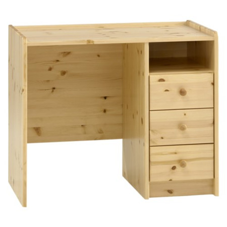 Steens  For Kids 3 Drawer Desk In Pine