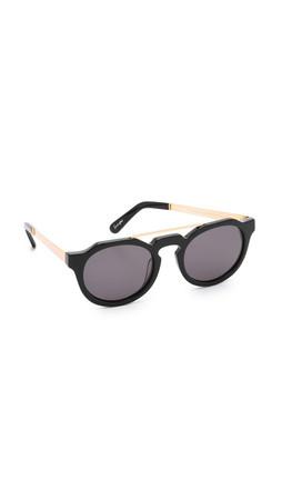 Sunday Somewhere Heeyeh Sunglasses - Black/Grey