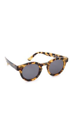 Sunday Somewhere Soelae Sunglasses - Chocolate Tortoise/G15