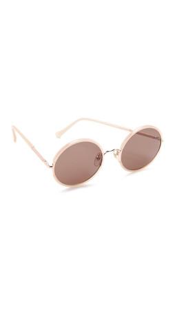 Sunday Somewhere Yetti Sunglasses - White Pearl
