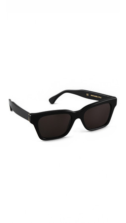 Super Sunglasses America Sunglasses - Black