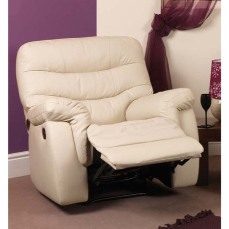 Sweet Dreams Ayla Recliner Armchair - cream