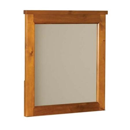 Sweet Dreams Haiben Solid Pine Vanity Mirror