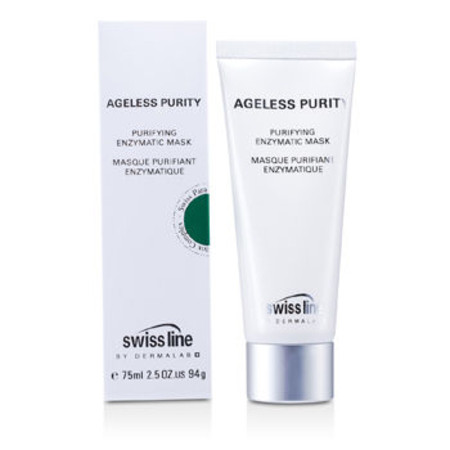 Swissline Ageless Purity Purifying Enzymatic Mask 75ml/2.5oz