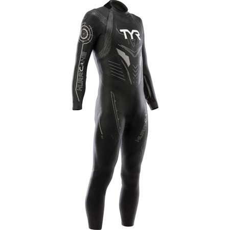 TYR Hurricane C3 Wetsuit - M/L Black | Wetsuits