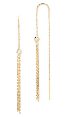 Tai Drop Earrings - Gold