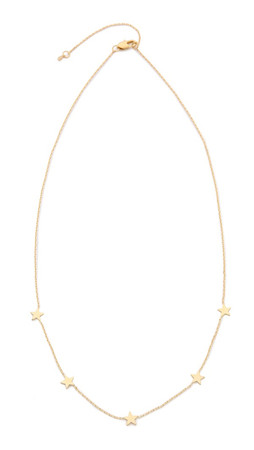 Tai Star Necklace - Gold