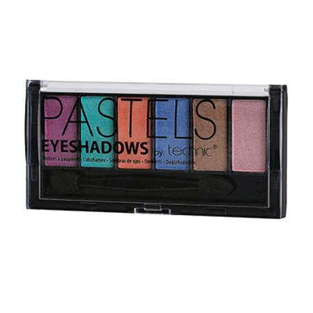 Technic 6 Eyeshadows Palette