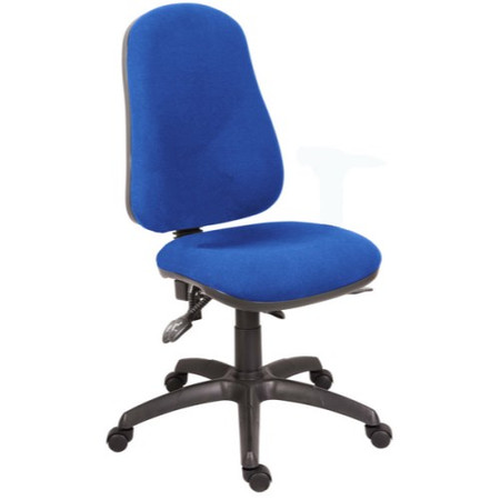 Teknik Office Ergo Comfort Blue Executive Operator Chair