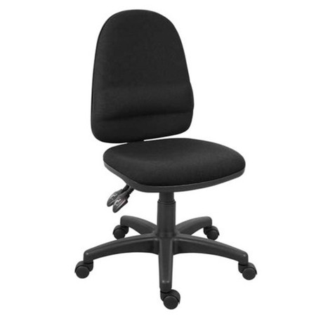 Teknik Office Ergo Twin Operators Chair in Black