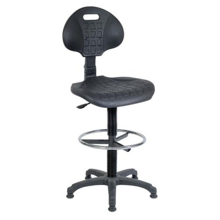 Teknik Office Lewis Industrial Draughtsman Chair