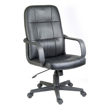 Teknik Office Lina Leather Faced Executive Chair