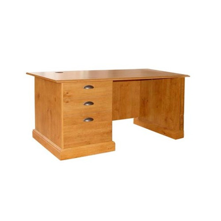 Teknik Office Maison Fine Single Pedestal Desk