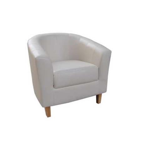 Tempo Tub Chair - Cream