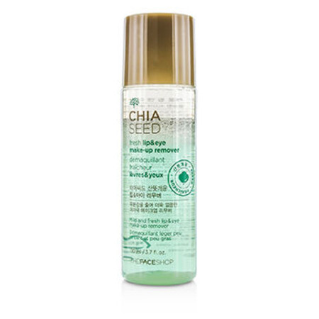 The Face Shop Chia Seed Fresh Lip & Eye Make-Up Remover 110ml/3.7oz