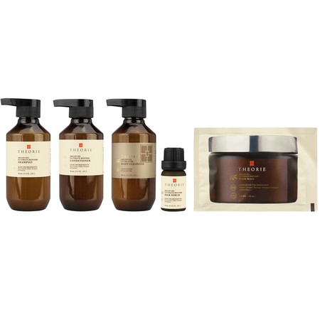 Theorie Argan Oil Ultimate Reform Collection Travel Pack