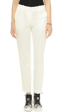 Theory Admiral Testra 2B Pants - Off White