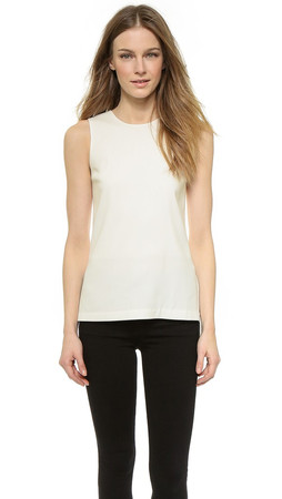 Theory Debut Yinga Tunic - Off White