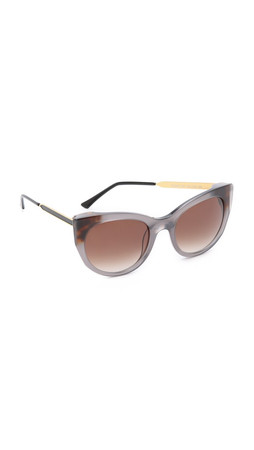 Thierry Lasry Bunny Sunglasses - Grey/Brown