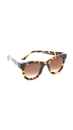 Thierry Lasry Chromaty Sunglasses - Tokyo Tortoise/Brown
