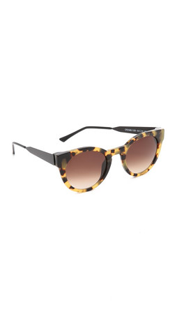 Thierry Lasry Creamily Sunglasses - Tokyo Tortoise/Brown
