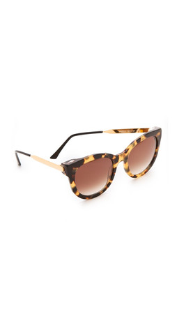 Thierry Lasry Lively Sunglasses - Tokyo Tortoise
