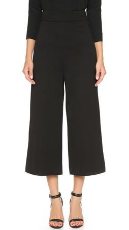 Tibi Nerd Pants - Black