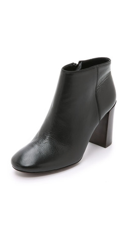 Tory Burch Bowie Booties - Black