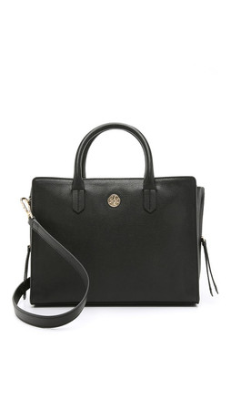 Tory Burch Brody Small Tote - Black