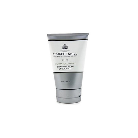 Truefitt & Hill Men's Ultimate Comfort Shaving Cream Unscented 190g
