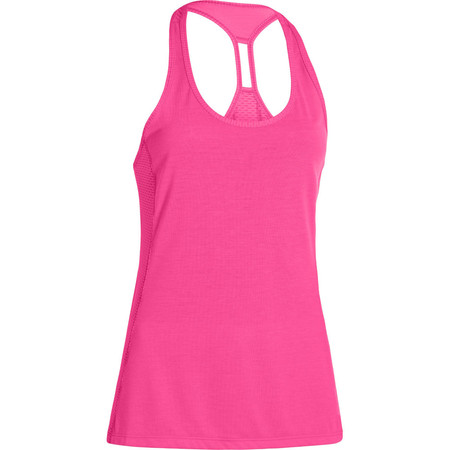 Under Armour Women's Fly By Stretch Mesh Tank () - X Small