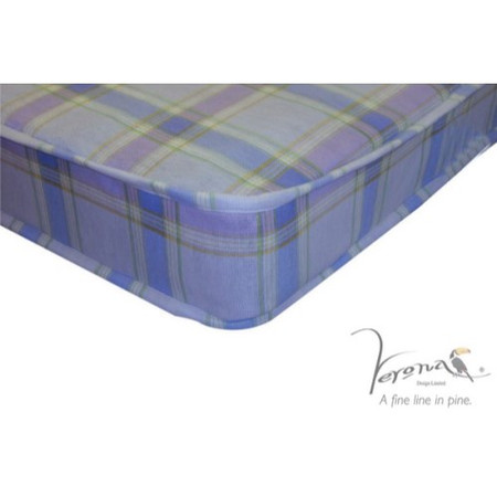 Verona Design Economy Short Single Mattress - 90x160cm