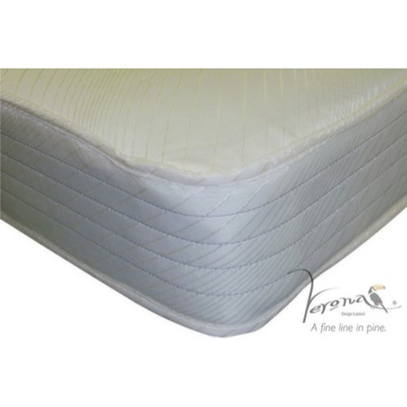 Verona Design Standard Short Single Mattress - 90x160cm