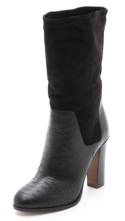 Vince Dalton Boots - Black