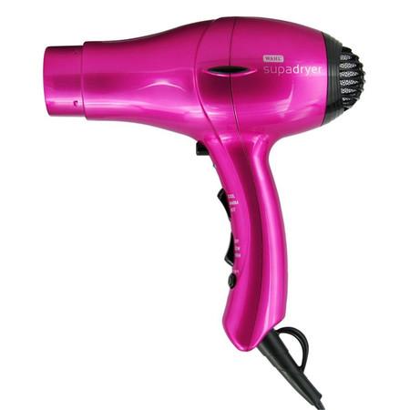 Wahl Supadryer 1800 Ionic Hair Dryer Hot Pink