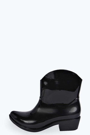 Wellington Cowboy Boot black