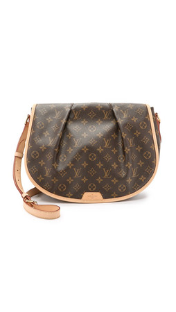 What Goes Around Comes Around Louis Vuitton Monogram Menilmontant Mm Bag (Previously Owned) - Monogram