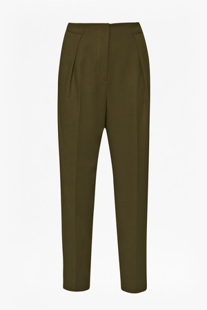 Whisper Ruth Relaxed Trousers - Acid Blonde
