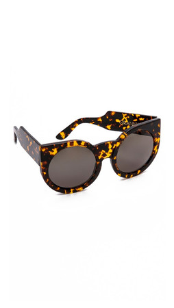 Wildfox Granny Sunglasses - Tokyo Tort/G15 Sun