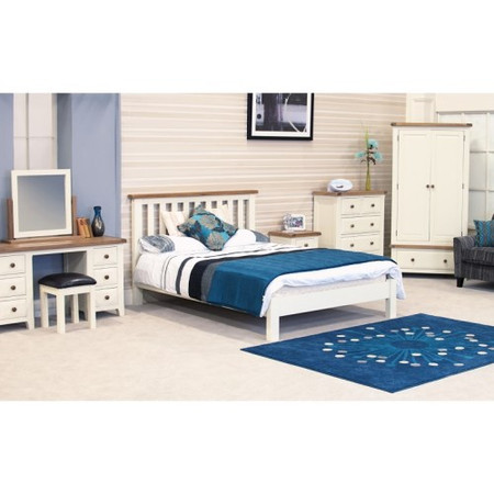 Wilkinson Chaumont Super Kingsize Ivory Bed frame