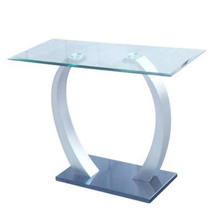 Wilkinson Furniture Aspire Glass Console Table