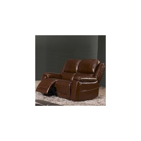 Wilkinson Furniture Lucca Chestnut 2 Seater Recliner