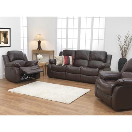 Wilkinson Furniture Luici Brown 2 Seater Sofa