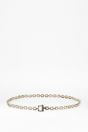 Xanthi Chain Hip Belt - GOLD