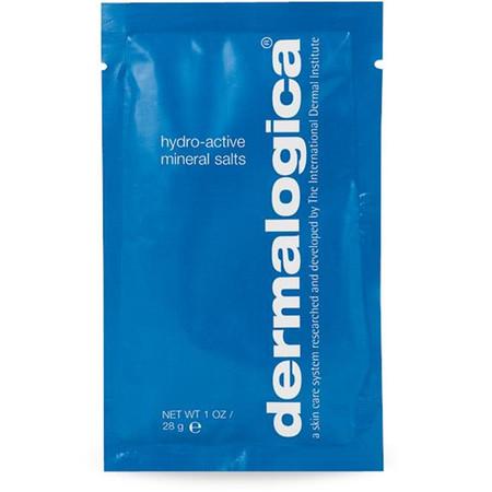 dermalogica hydro-active mineral salts single sachets 28g