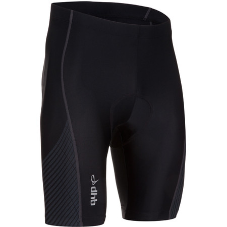 dhb Aeron Cycling Short - Extra Extra Large Black/Grey
