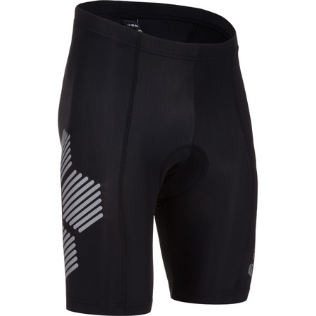 dhb Flashlight Cycling Short - Medium Black | Lycra Cycling Shorts